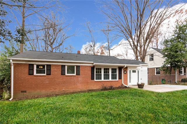 3337 Eastwood Drive, Charlotte, NC 28205 (#3458572) :: Exit Mountain Realty