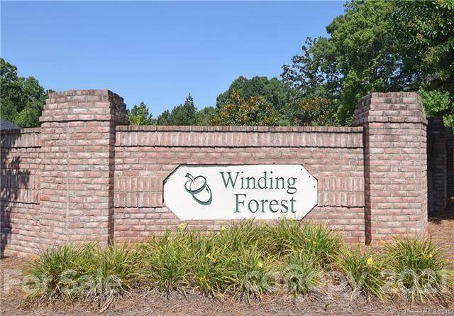 157 Winding Shore Road #18, Troutman, NC 28166 (#3458584) :: TeamHeidi®