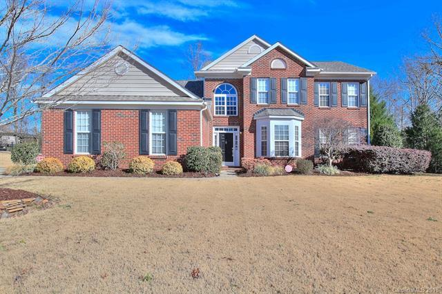 507 Springwood Drive, Waxhaw, NC 28173 (#3458628) :: Exit Mountain Realty
