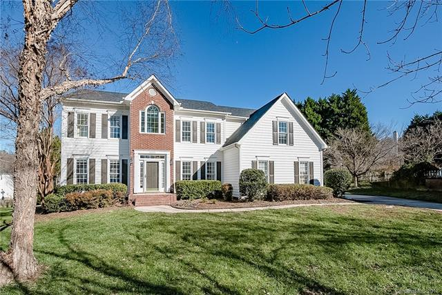 10323 Grosson Court, Huntersville, NC 28078 (#3458889) :: Mossy Oak Properties Land and Luxury