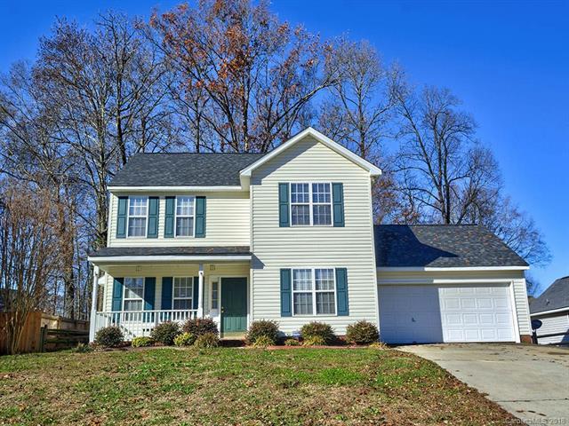 6415 Goldenblush Circle, Charlotte, NC 28269 (#3459221) :: Exit Mountain Realty