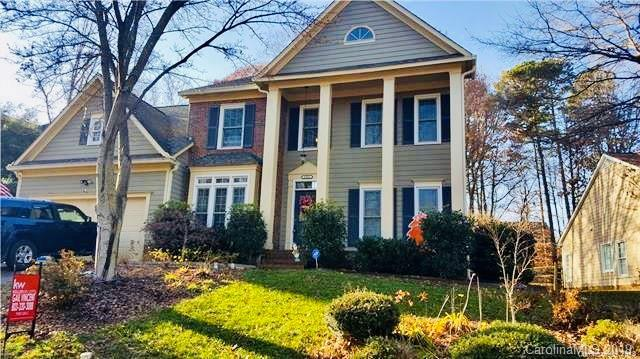 6231 Hickory Cove Lane, Charlotte, NC 28269 (#3459494) :: Odell Realty