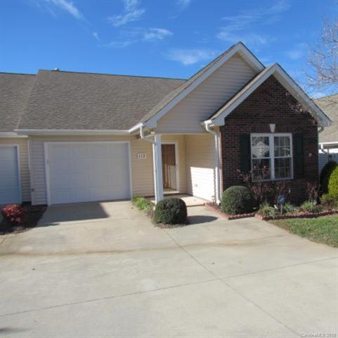112 Bevington Way #144, Mooresville, NC 28117 (#3459643) :: Exit Mountain Realty