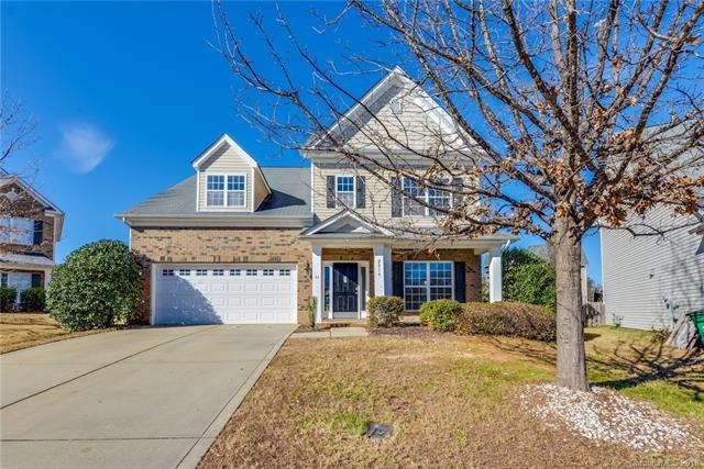 2016 Serenity Place, Matthews, NC 28104 (#3459756) :: The Ramsey Group