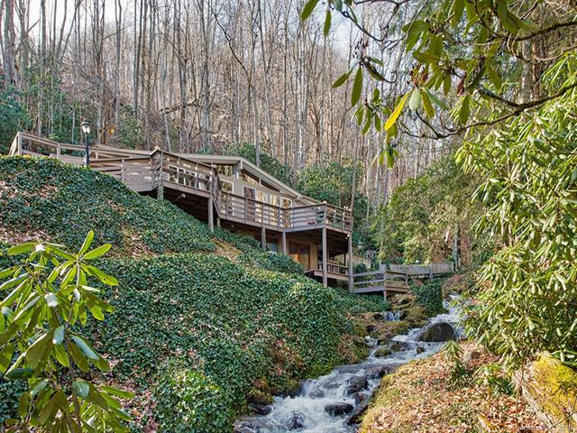 186 Wayah Zooshuga Road, Maggie Valley, NC 28751 (#3460142) :: MECA Realty, LLC