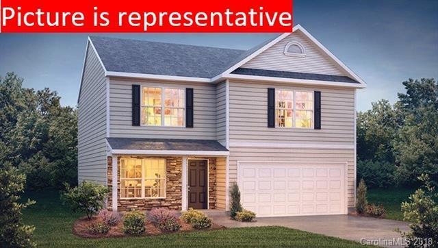 4007 John Dale Lane Lot 36, Charlotte, NC 28269 (#3460302) :: Stephen Cooley Real Estate Group