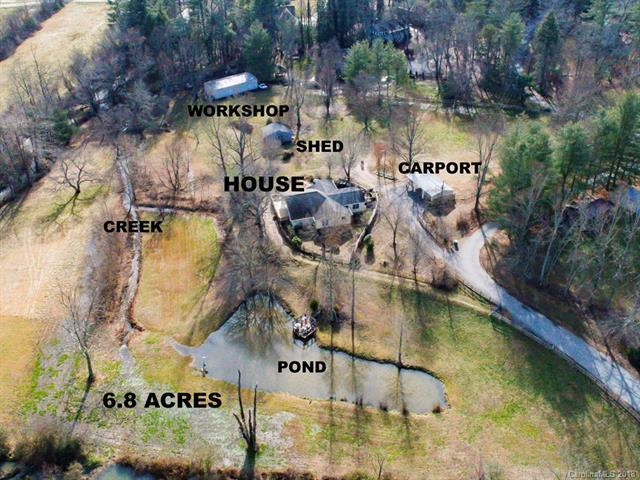 308 Lower Christ School Road, Fletcher, NC 28732 (#3460547) :: Johnson Property Group - Keller Williams