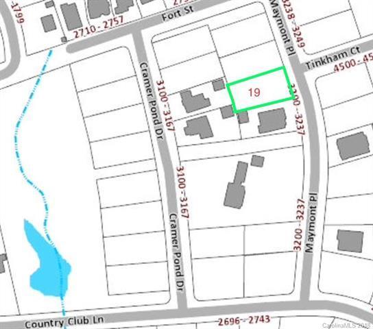 3237 Maymont Place #19, Charlotte, NC 28205 (#3460619) :: MartinGroup Properties