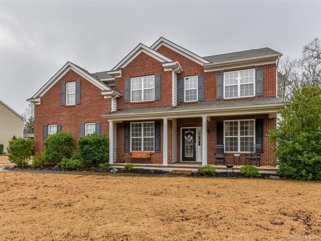 6309 Crosshall Place, Waxhaw, NC 28173 (#3460795) :: Exit Mountain Realty