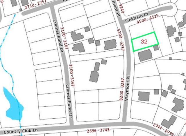 3228 Maymont Place #32, Charlotte, NC 28205 (#3461096) :: MartinGroup Properties