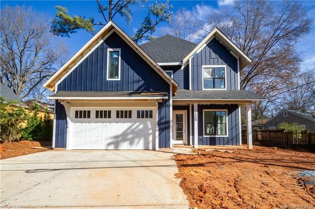 1509 Brook Road, Charlotte, NC 28205 (#3461165) :: Stephen Cooley Real Estate Group