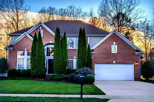 10130 Devonshire Drive, Huntersville, NC 28078 (#3461724) :: Carolina Real Estate Experts