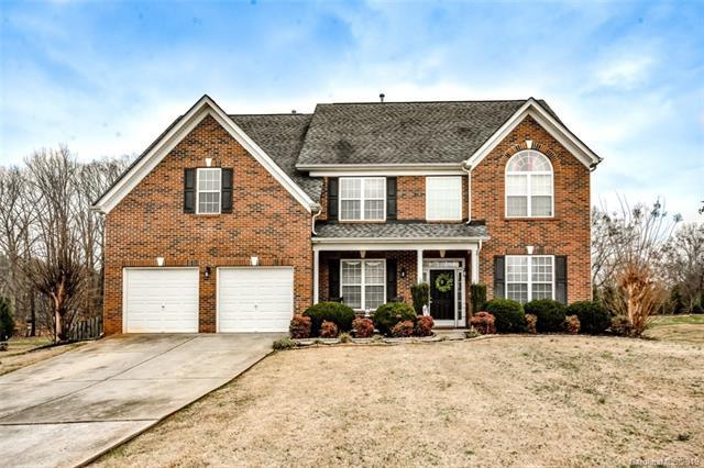 111 Autumn Frost Avenue, Statesville, NC 28677 (#3462647) :: Exit Mountain Realty