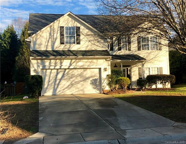 4828 Chesney Street, Concord, NC 28027 (#3462998) :: Exit Mountain Realty