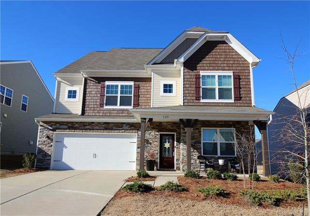 129 Mackinac Drive, Mooresville, NC 28117 (#3463624) :: Exit Mountain Realty