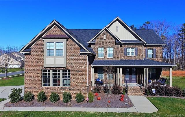1011 Lake Forest Drive, Weddington, NC 28104 (#3463986) :: LePage Johnson Realty Group, LLC