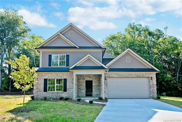 5361 Brickyard Terrace Court #20, Concord, NC 28027 (#3464175) :: Team Honeycutt