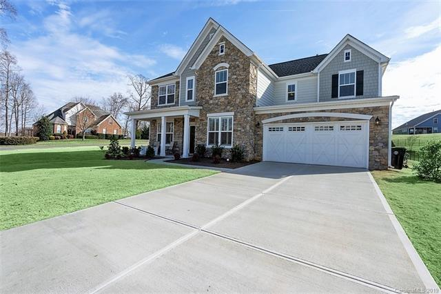 105 Heron Cove Loop, Mooresville, NC 28117 (#3464192) :: Exit Mountain Realty