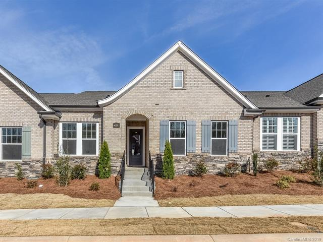 1109 Greenbridge Drive #84, Matthews, NC 28105 (#3464532) :: The Ann Rudd Group