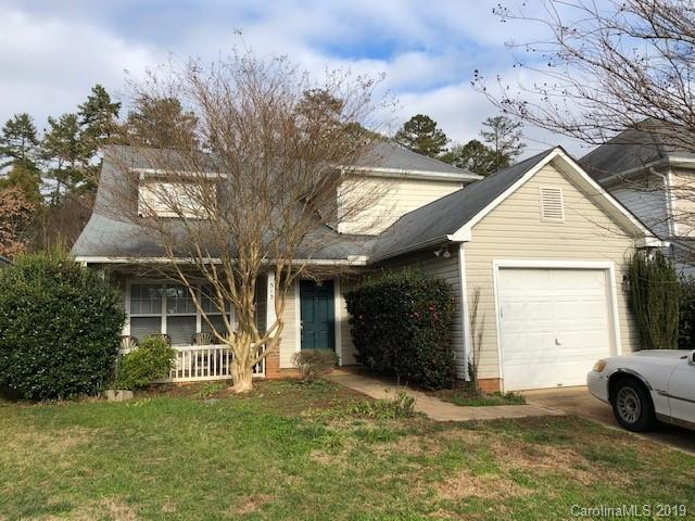 313 Amir Circle #59, Matthews, NC 28105 (#3464805) :: Carolina Real Estate Experts