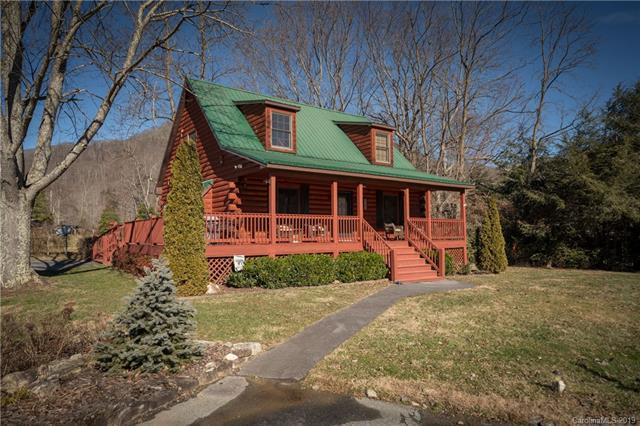 59 Meandering Way, Maggie Valley, NC 28751 (#3464838) :: Exit Mountain Realty