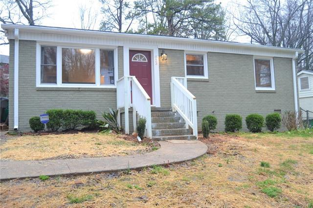 823 Spruce Street, Charlotte, NC 28203 (#3465633) :: Exit Mountain Realty