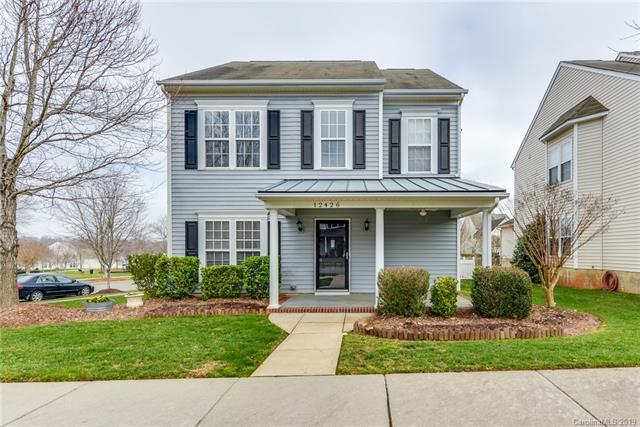 12426 Swan Wings Place, Huntersville, NC 28078 (#3465892) :: High Performance Real Estate Advisors