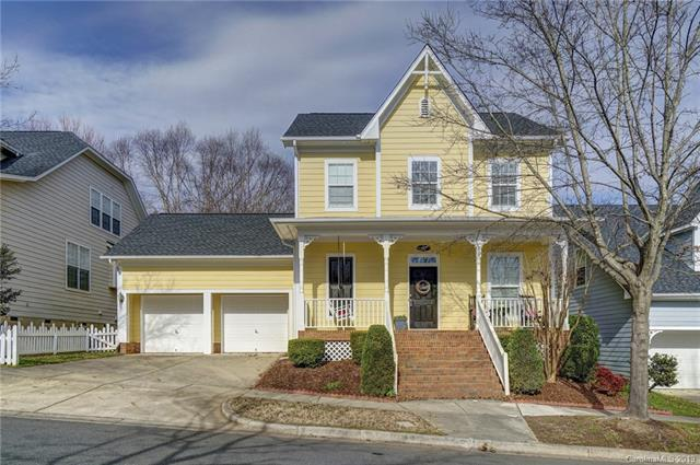 211 Fairview Lane, Davidson, NC 28036 (#3466144) :: High Performance Real Estate Advisors
