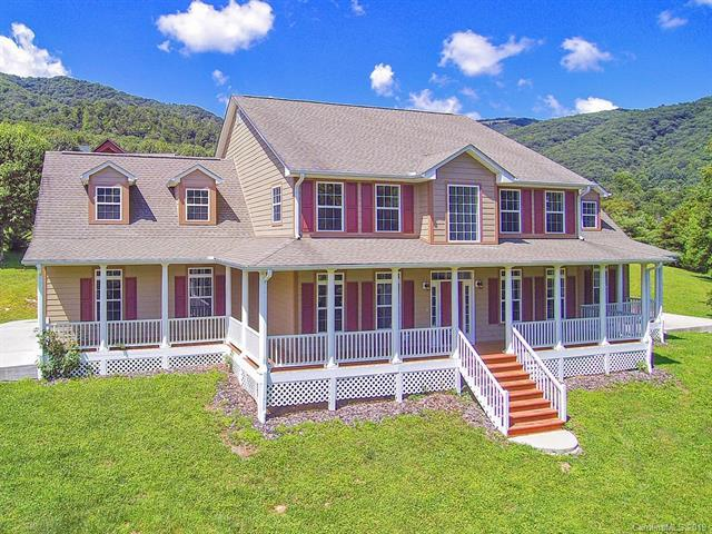 46 Rice Drive, Waynesville, NC 28785 (#3466209) :: Exit Mountain Realty