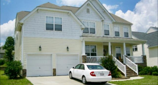 7840 Whisperingwood Drive, Harrisburg, NC 28075 (#3466344) :: Team Honeycutt