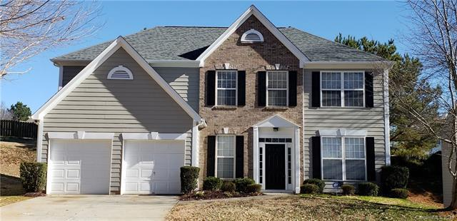 11100 Chastain Parc Drive, Charlotte, NC 28216 (#3466930) :: The Ramsey Group