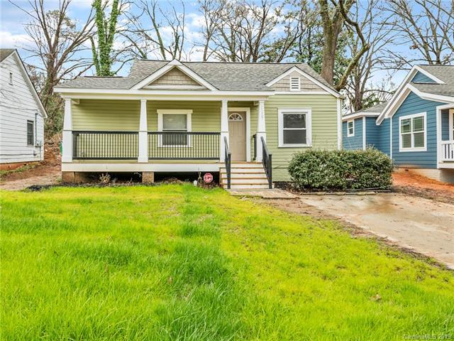 1127 Spruce Street, Charlotte, NC 28203 (#3466955) :: Exit Mountain Realty