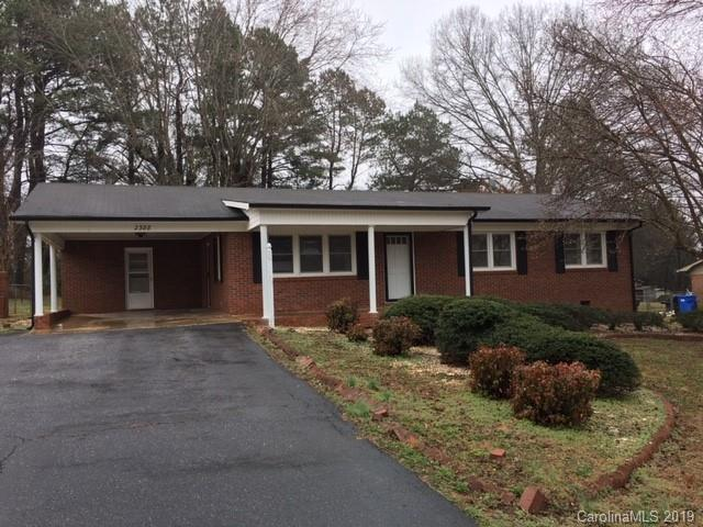 2388 Chipley Ford Road, Statesville, NC 28625 (#3466963) :: Zanthia Hastings Team