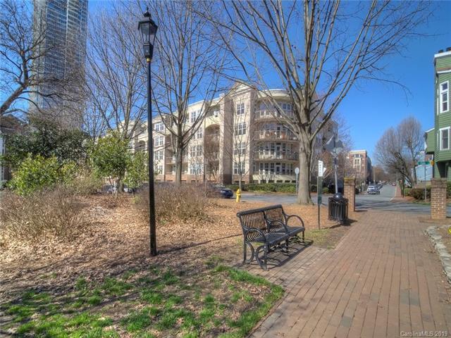 405 W 7th Street #401, Charlotte, NC 28202 (#3466983) :: MartinGroup Properties
