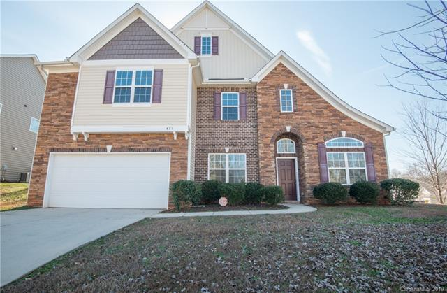 831 Irish Green Drive, Clover, SC 29710 (#3468139) :: Stephen Cooley Real Estate Group
