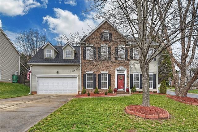 17445 Baldwin Hall Drive, Charlotte, NC 28277 (#3468174) :: RE/MAX RESULTS