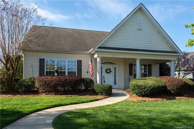 9937 Bishops Gate Boulevard, Pineville, NC 28134 (#3468185) :: High Performance Real Estate Advisors