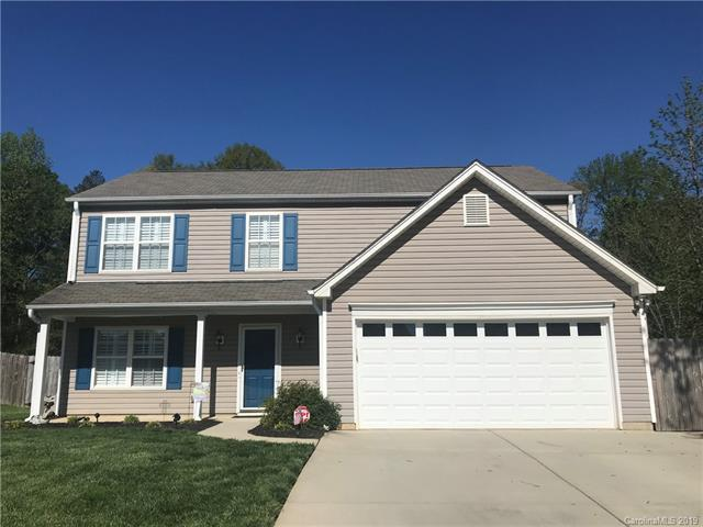 3407 Arbor Pointe Drive #15, Indian Trail, NC 28079 (#3468339) :: MECA Realty, LLC