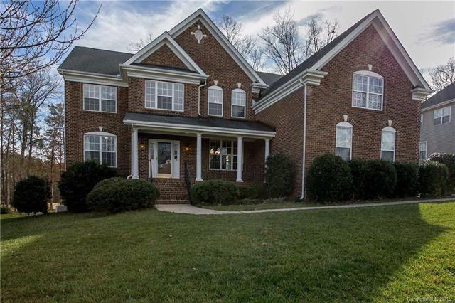 11018 Persimmon Creek Drive, Mint Hill, NC 28227 (#3468891) :: The Elite Group