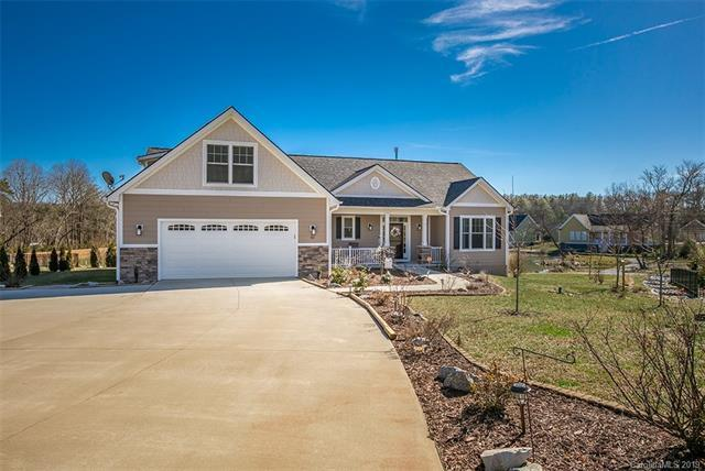 82 Furnace Drive #55, Hendersonville, NC 28792 (#3469105) :: Homes Charlotte