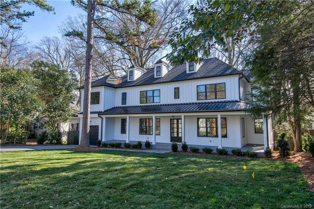 116 Canterbury Road, Charlotte, NC 28211 (#3469356) :: LePage Johnson Realty Group, LLC