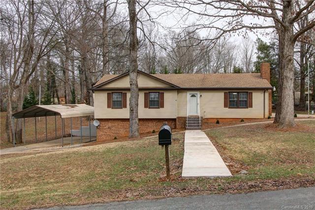 110 Partridge Hill Lane, Statesville, NC 28625 (#3469577) :: High Performance Real Estate Advisors