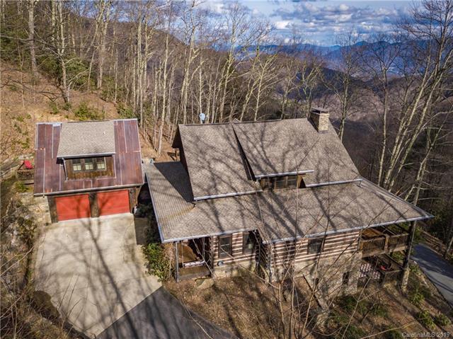75 Soaring Mountain Drive, Waynesville, NC 28786 (#3470231) :: Exit Mountain Realty