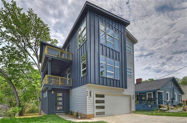 849 Belmont Avenue, Charlotte, NC 28205 (#3470775) :: Homes Charlotte