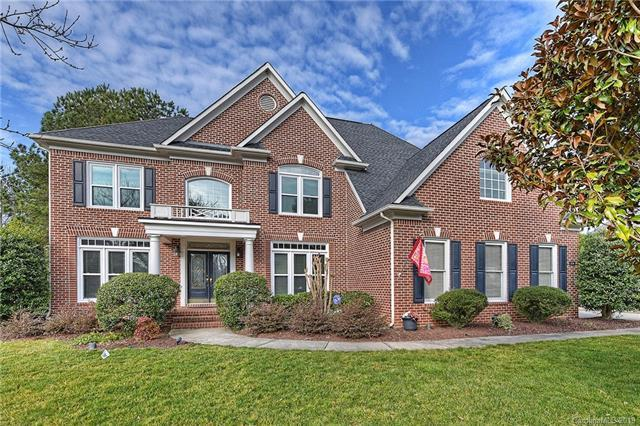 3014 Marblebrook Drive #55, Matthews, NC 28105 (#3470856) :: Exit Mountain Realty