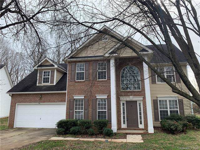 11402 Woodfire Road, Charlotte, NC 28269 (#3471771) :: Stephen Cooley Real Estate Group