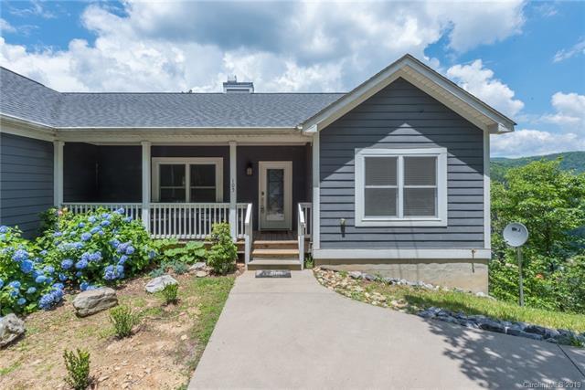 105 Davey Crockett Road, Fairview, NC 28730 (#3471939) :: High Performance Real Estate Advisors