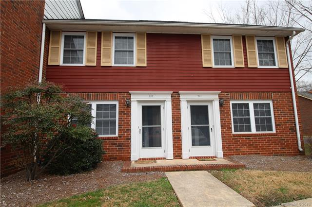 1300 Larchmont Place #201, Salisbury, NC 28144 (#3472151) :: Roby Realty