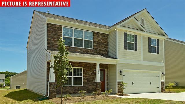 9928 Pollie Little Lane #22, Charlotte, NC 28214 (#3473476) :: LePage Johnson Realty Group, LLC