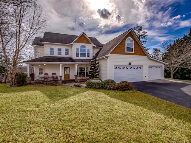 22 Whitetail Drive, Weaverville, NC 28787 (#3473570) :: Homes Charlotte